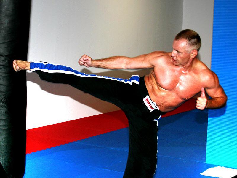 Kickboxen Spiele